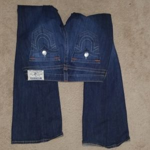True religion womans Jean's size 28